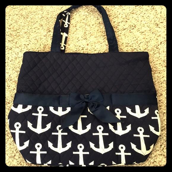 Handbags - Anchor shoulder bag